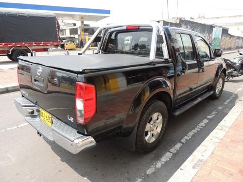 nissan navara lux le turbo diesel  2.500 at 4x4 aa fe