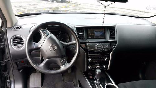 nissan new pathfinder sense 2014 automatica 4x4 unico dueño