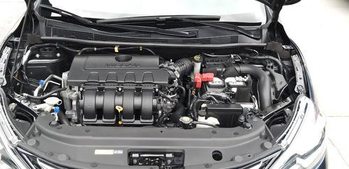 nissan new sentra advance automático cvt