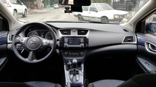 nissan new sentra plus sr 1.8 aut 2017