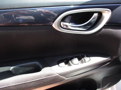 nissan  new  sentra plus sr 1.8 aut 2017 jev464
