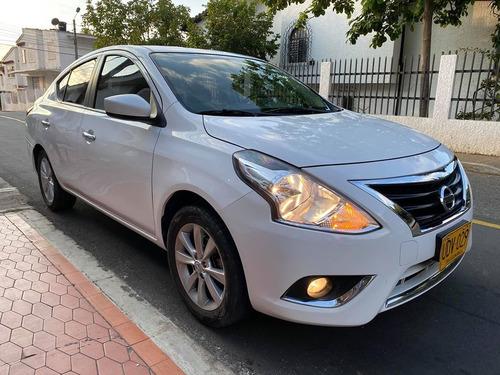 nissan new versa advance 1.6 c.c mt full equipo 2016 sedan
