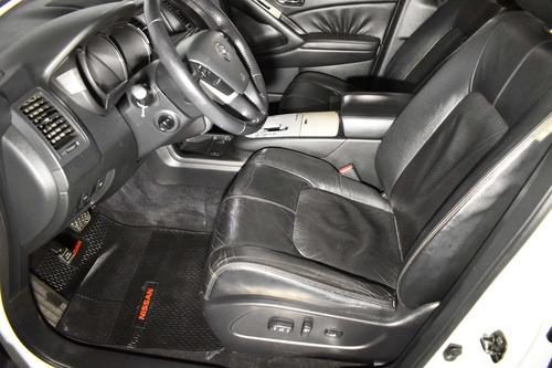 nissan nissan murano xtronic 3.5 automatica 2012 rpm moviles