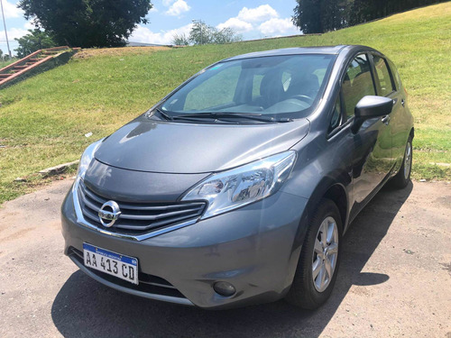 nissan note 1.6 advance 110cv 2016