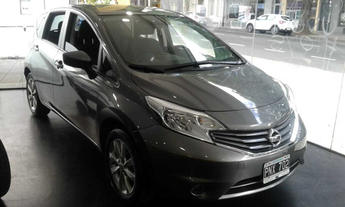 nissan note 1.6 advance 110cv cvt (ap)
