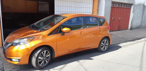 nissan note 1.6 advance cvt 2018