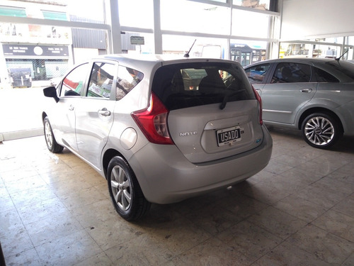 nissan note 1.6 advance pure drive 2016