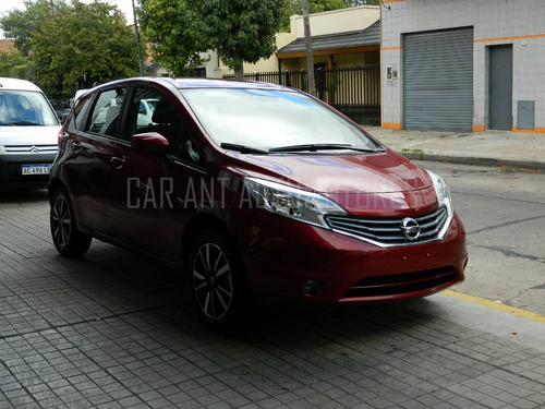nissan note 1.6 exclusive 107cv cvt /// 2018 - 0km