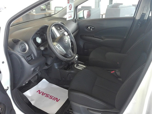 nissan note 1.6 exclusive 107cv cvt