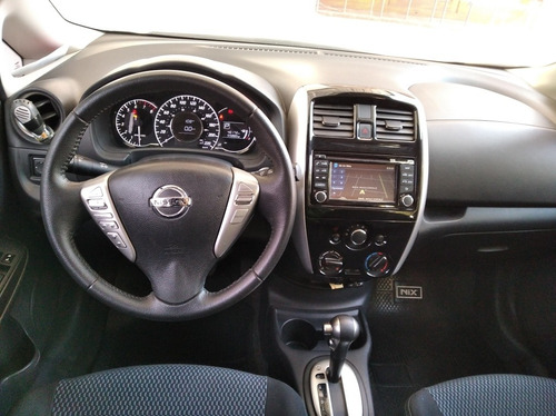 nissan note 1.6 exclusive 110cv cvt 2016
