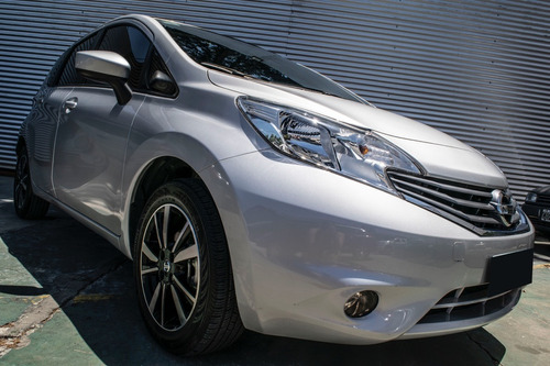 nissan note 1.6 exclusive 110cv cvt griff cars