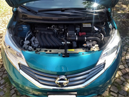 nissan note 1.6 exclusive cvt (110cv)