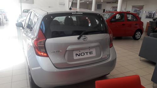 nissan note 1.6 exclusive cvt