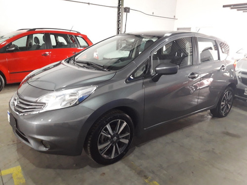 nissan note 1.6 exclusive cvt les automotores