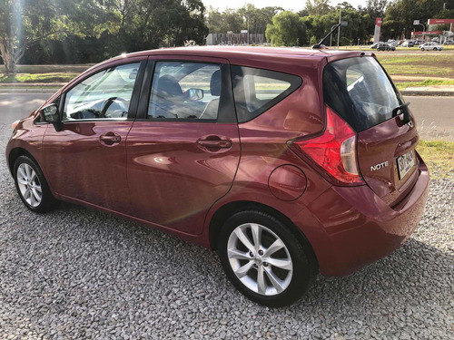 nissan note 1.6 note sense at 2014
