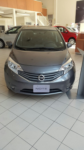 nissan note 1.6 sense 110cv 2018 0km caja manual