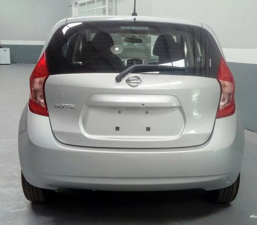 nissan note 1.6 sense / exclusive cvt 2018. oferta!!!