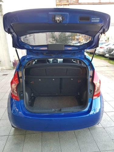 nissan note 1.6 sense pure drive 2017 5 puertas n 46655831