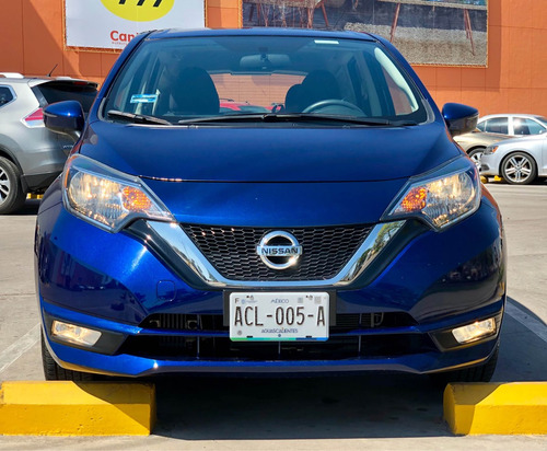 nissan note 1.6 sr at cvt 2017