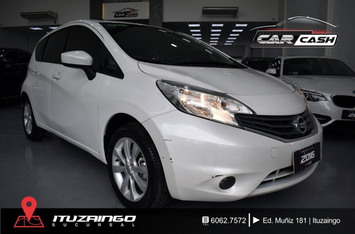 nissan  note  2016  1.6 exclusive 110cv cvt