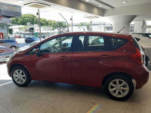 nissan note advance cvt stock entrega inmediata autoferro