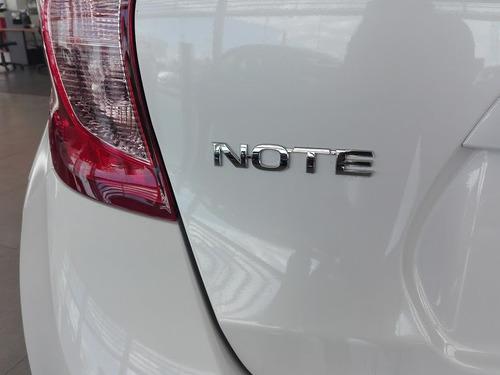 nissan note  exclusive 107cv cvt