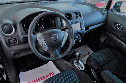 nissan note exclusive at automatico 1.6 0 km 2017