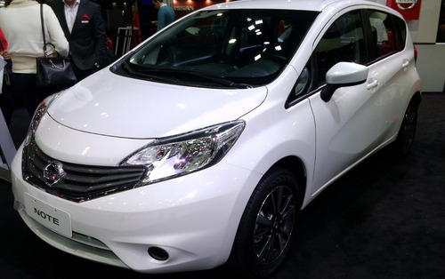 nissan note exclusive at  cvt 0 km 2018 contado