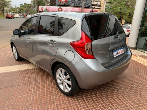 nissan note exclusive automatico cvt