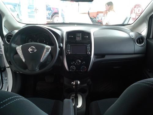 nissan note exclusive cvt 0km 2018 5 puertas