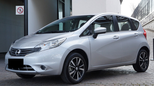 nissan note exclusive cvt 2018 15.000 kms