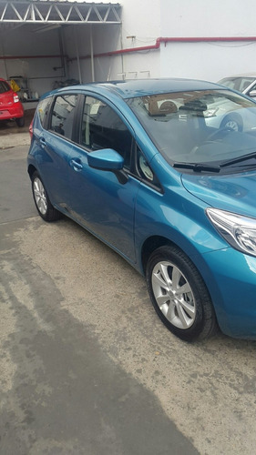 nissan note exclusive cvt 2018 okm v.e.