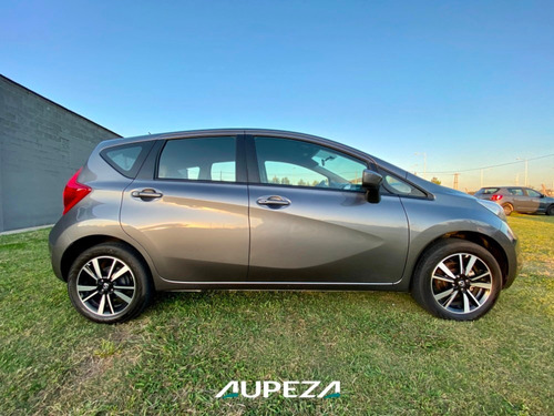 nissan note exclusive pure drive 1.6 cvt