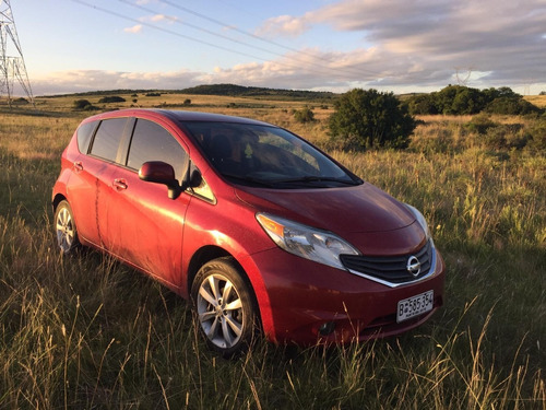 nissan note full advance extra full año 2014