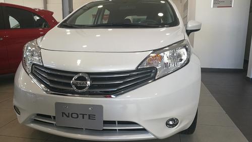 nissan note sense cvt nuevo automatico  5