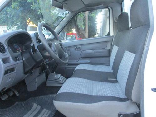 nissan np300 2014 ch cab t/m diesel ac ver especial