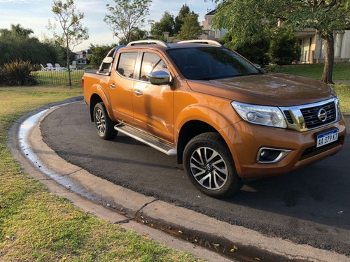 nissan np300 2016 2.3 frontier le cd 4x4 at