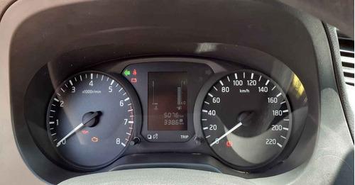 nissan np300 2020 4p doble cabina gasolina 4x2 t/m ac paq
