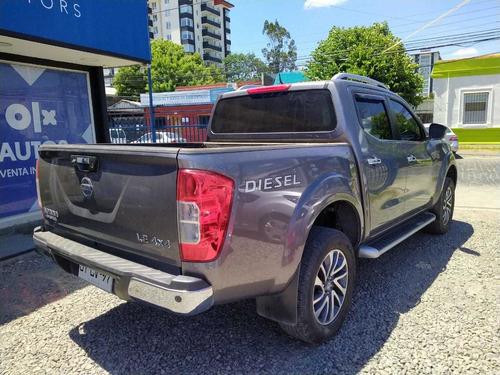nissan np300 2.3 le diesel 4wd dob.cab. mt 2018