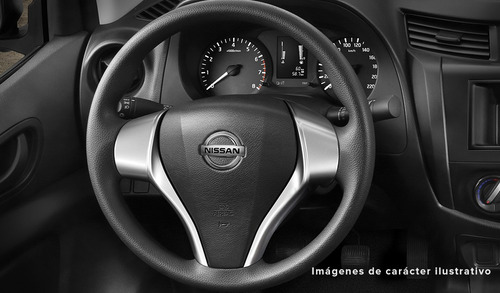 nissan np300 2.5 chasis cabina dh aa pack seg mt nuevo león