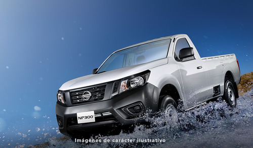 nissan np300 2.5 pick-up dh aa pack seg mt