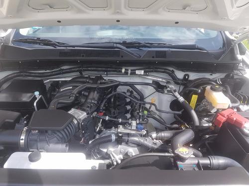 nissan np300 chasis cabina 2018 ac 2.5l tm + bono 10 mil