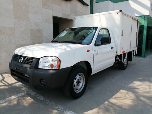 nissan np300 chasis cabina t/m dh vers. especial 2014