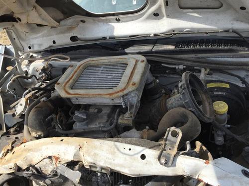 nissan np300 diesel 4x4 2014 por partes