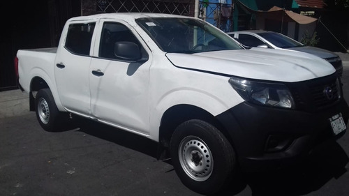 nissan np300 doble cabina 2018