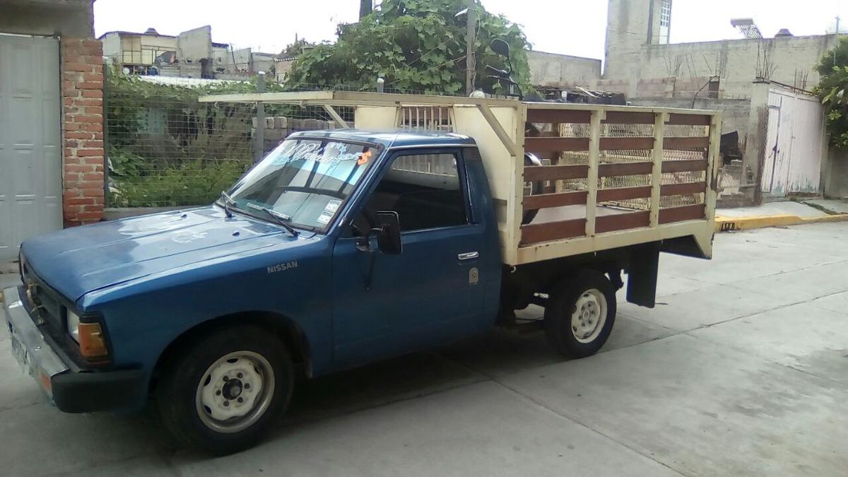 Nissan np300 estaquitas pick up 92 44 500 en mercado libre - Garajes prefabricados de segunda mano ...