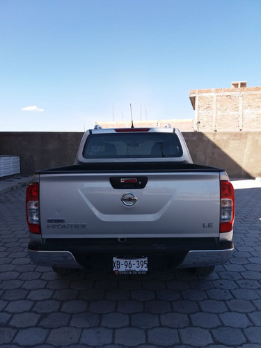 nissan np300 frontier 2.5 le aa mt 2017