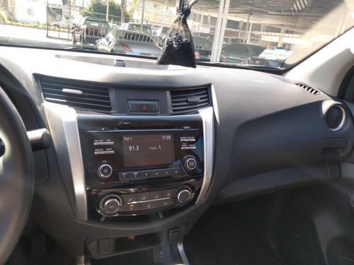 nissan np300 frontier 2.5 le aa mt 2019