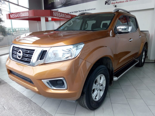 nissan np300 frontier 2.5 le aa mt