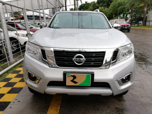 nissan np300 frontier 2.5 le diesel aa 4x4 at